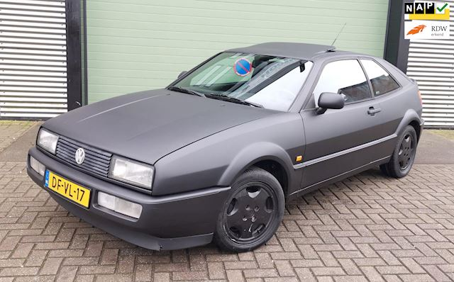 Volkswagen Corrado 1.8 100KW 1990  NAP*NIEUWE APK*1E EIG.
