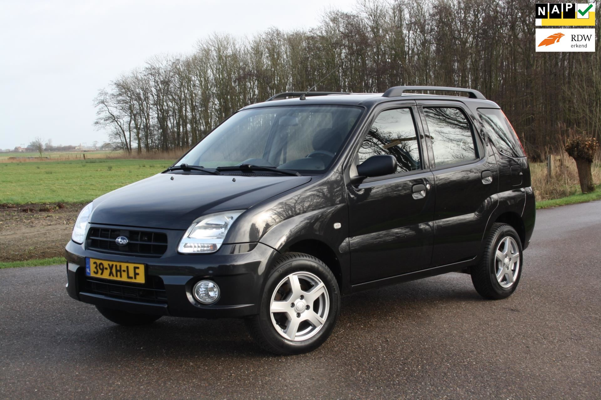 Subaru Justy occasion - Favoriet Occasions