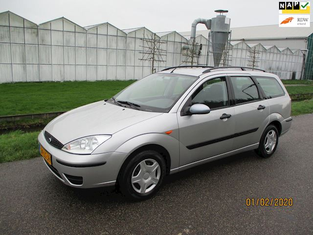 Ford Focus Wagon 1.6-16V Cool Edition Met Nieuwe Apk