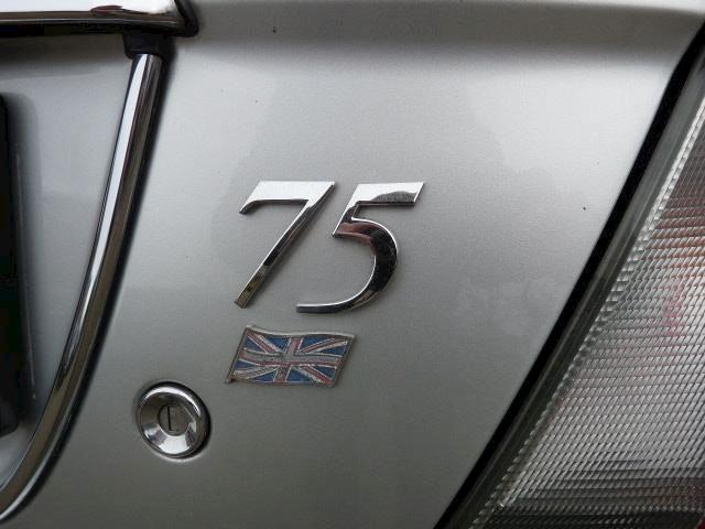 Rover 75 2.5 V6 Club Aut. Top Conditie en Bijtelling vriendelijk.
