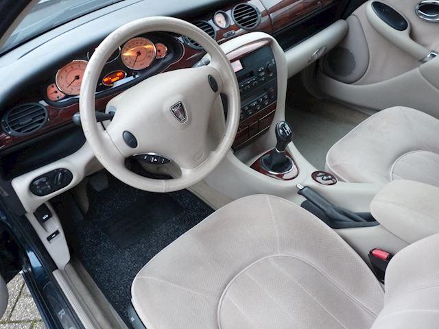 Rover 75 2.0 V6 Club Bijtellig vriendelijk.