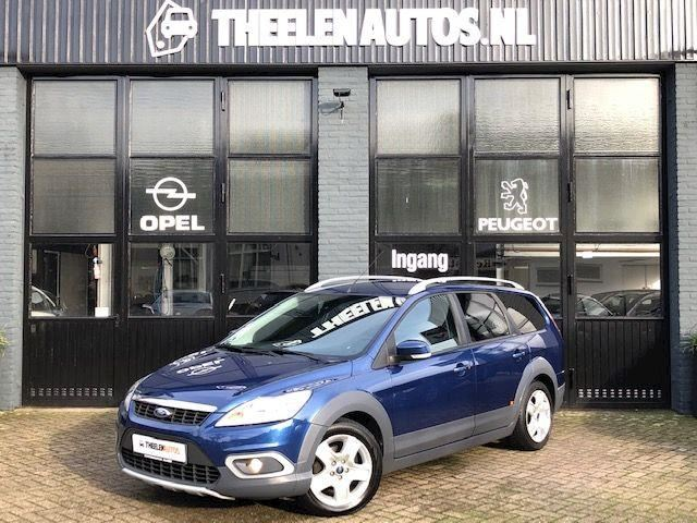 Ford Focus Wagon 1.6 Titanium ,Model X