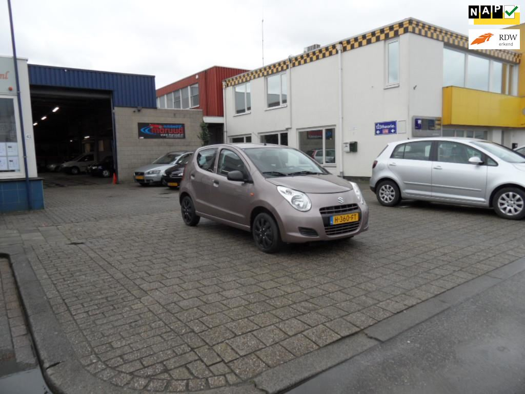 Suzuki Alto occasion - Auto Punt Utrecht
