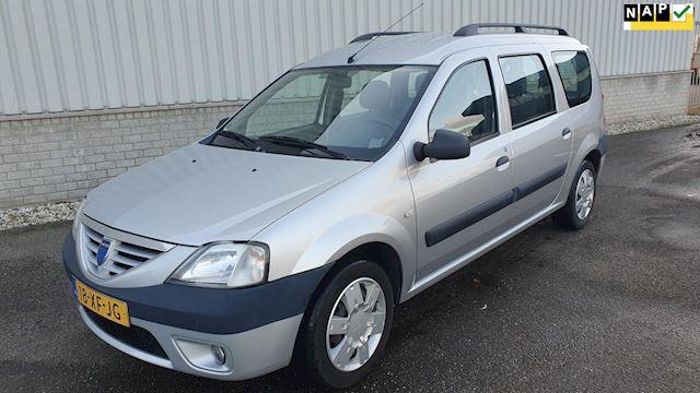 Dacia Logan MCV 1.6-16V Lauréate 7p. 1e eigenaar