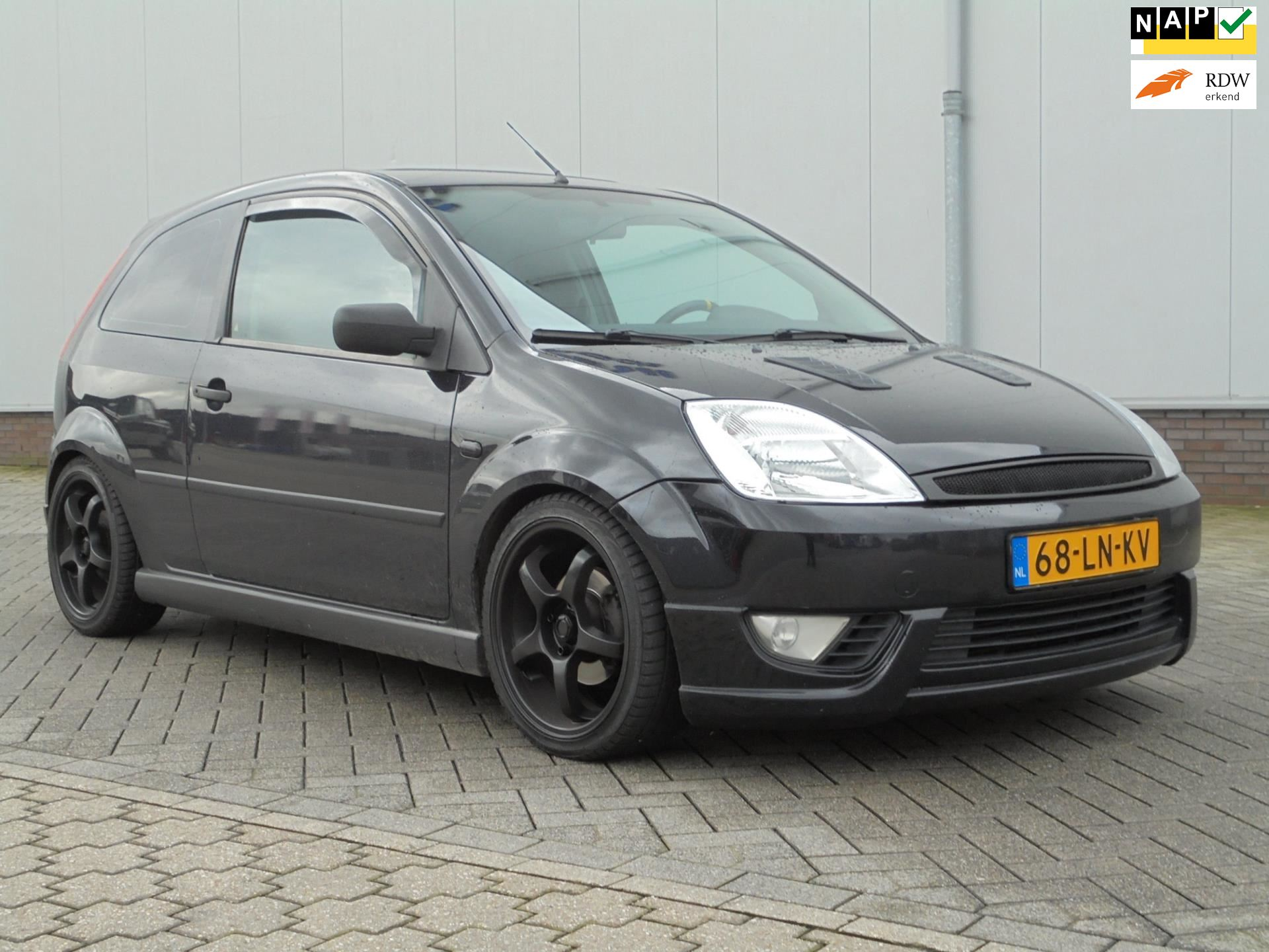 Ford Fiesta occasion - Autohandel Post