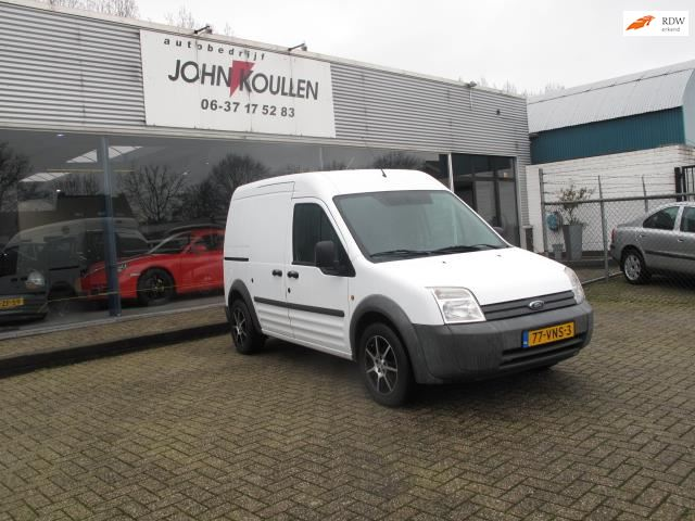 Ford Transit Connect occasion - Autobedrijf John Koullen