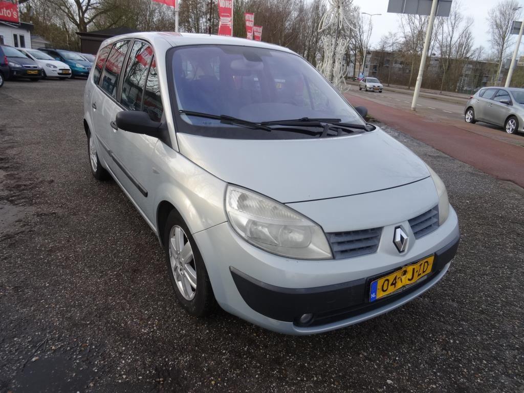 Renault Grand Scénic occasion - Autobedrijf Erasmus
