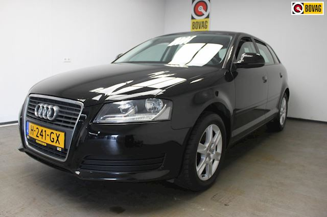Audi A3 Sportback 1.4 TFSI Attraction GARANTIE AIRCO APK