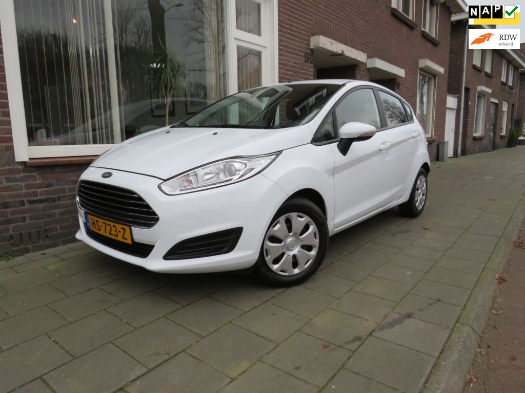 Ford Fiesta occasion - Behamo