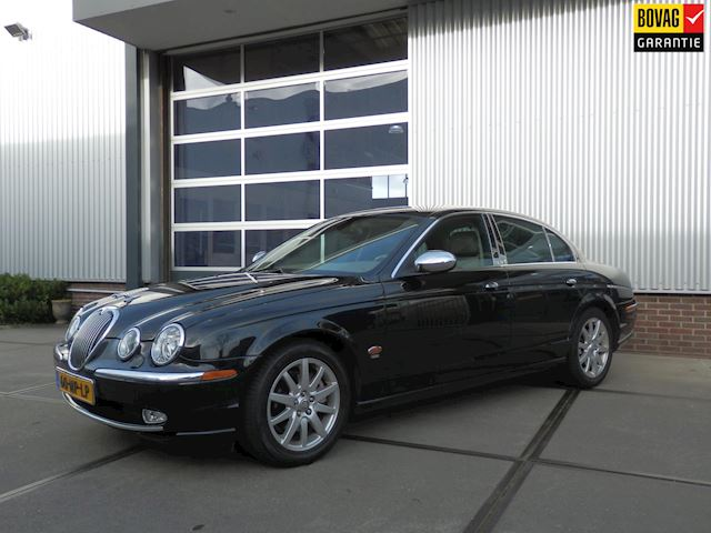 Jaguar S-type occasion - Auto Wagner