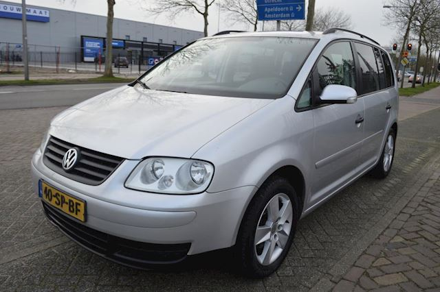 Volkswagen Touran 1.6-16V FSI Business bj06 ecc LPG-G3