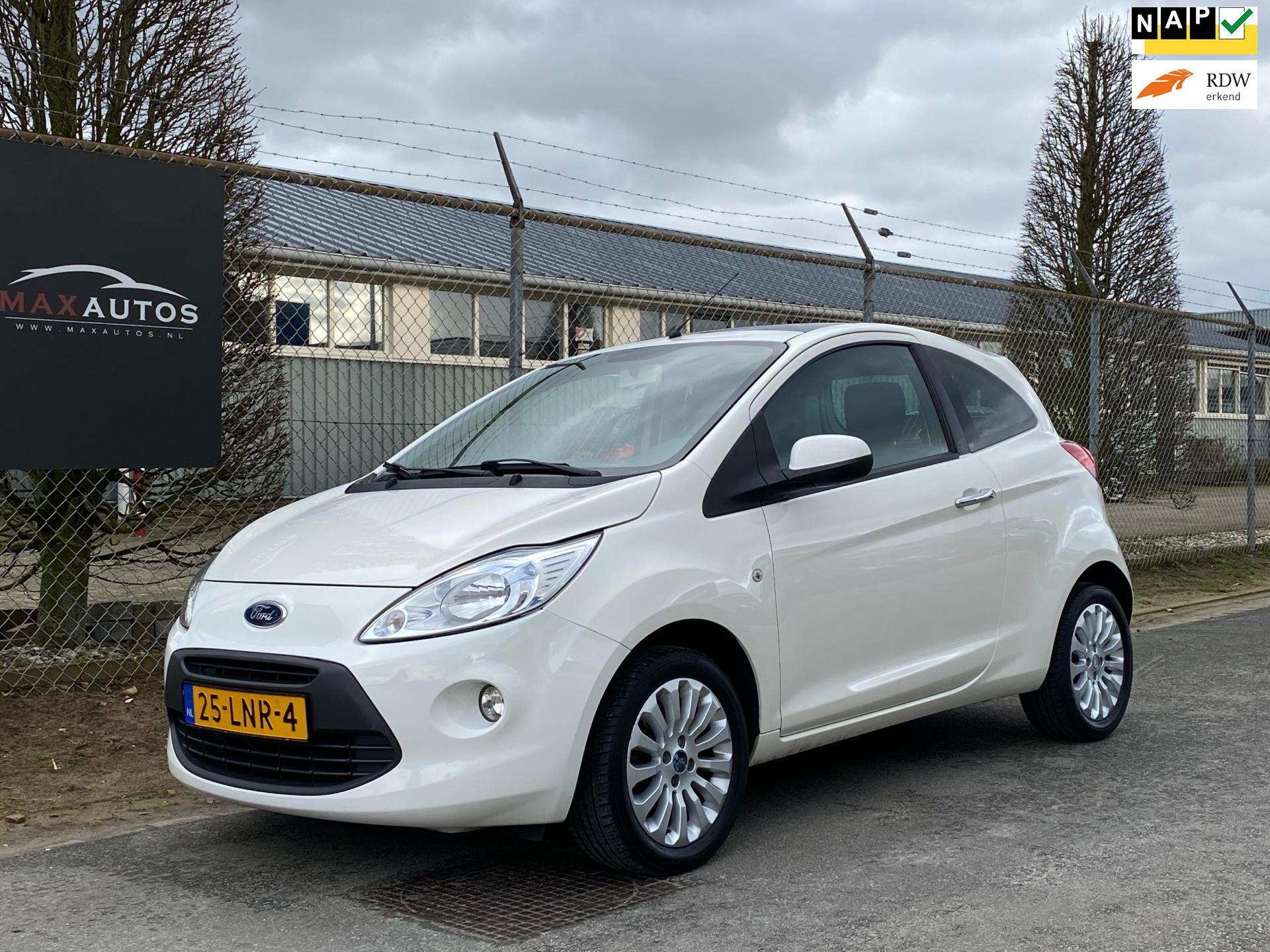 Ford Ka occasion - MaxAuto's
