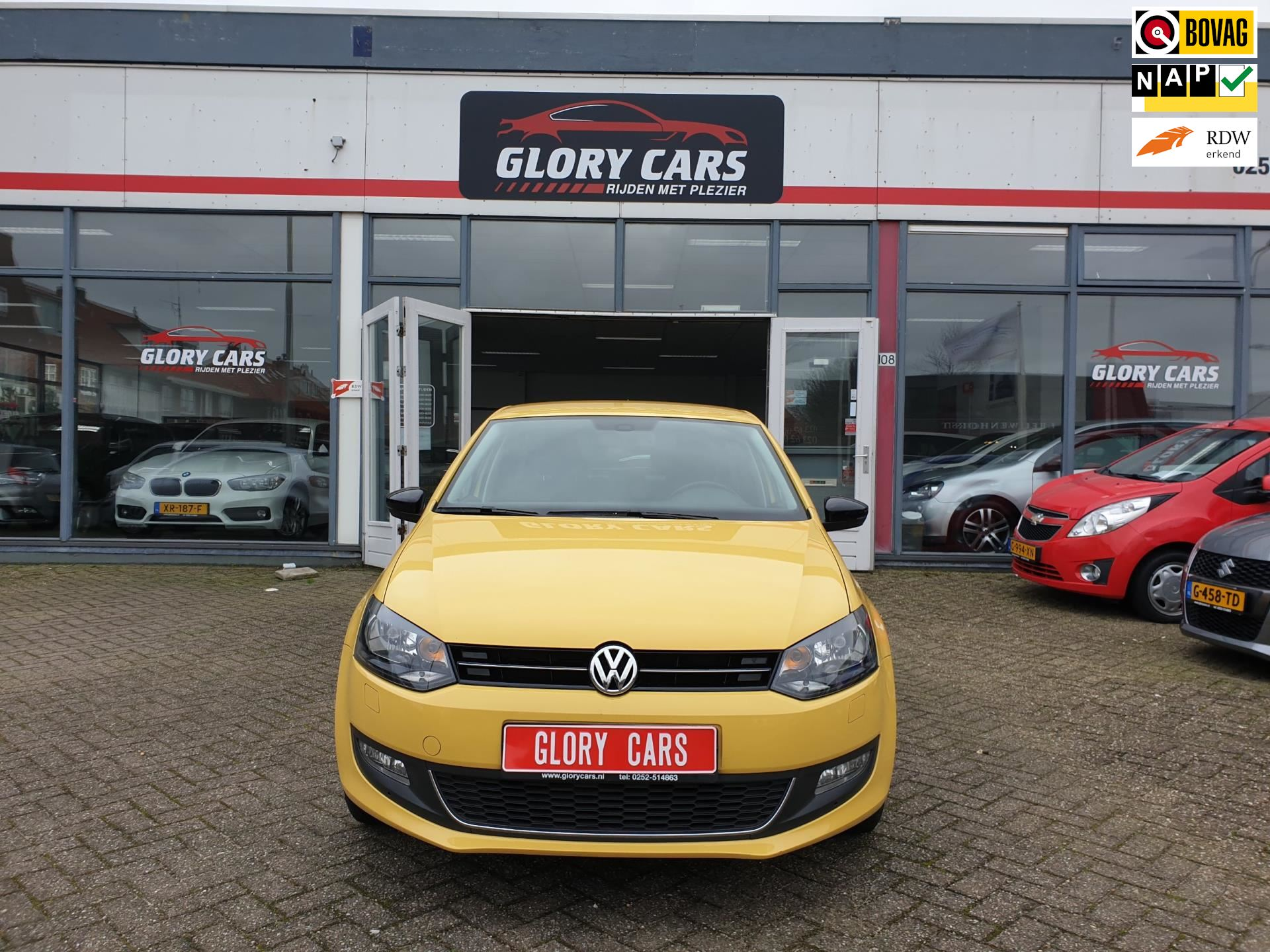 Volkswagen Polo occasion - Glory Cars