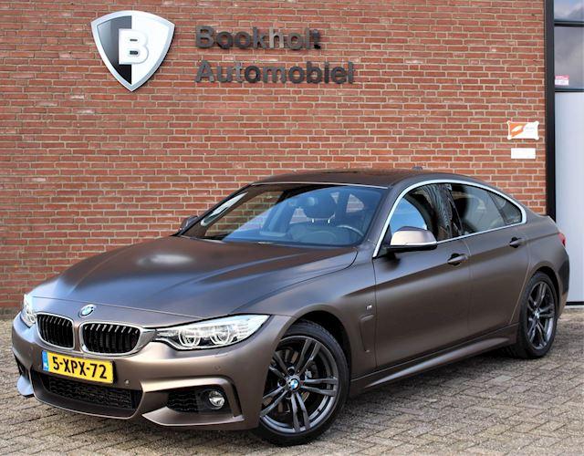 BMW 4-serie Gran Coupé 428i M-sport Individual, 301PK getuned, Schuifdak, High Executive