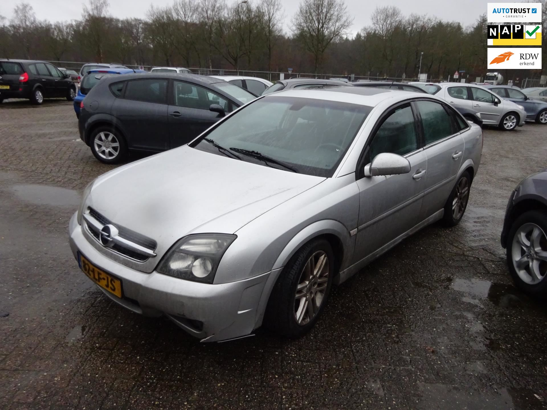 Opel Vectra GTS occasion - Andreas Auto's
