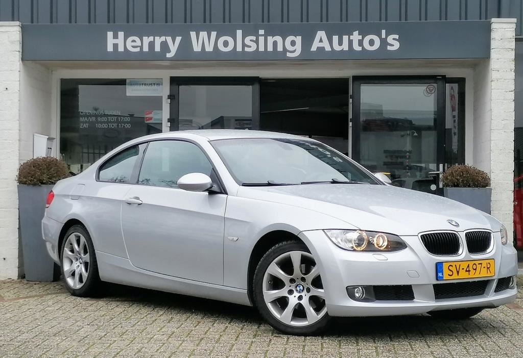 BMW 3-serie Coupé occasion - Herry Wolsing Auto's