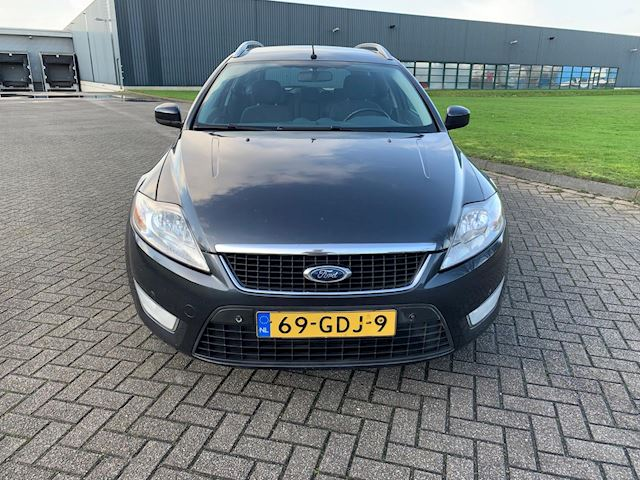 Ford Mondeo Wagon 2.0 TDCi Trend