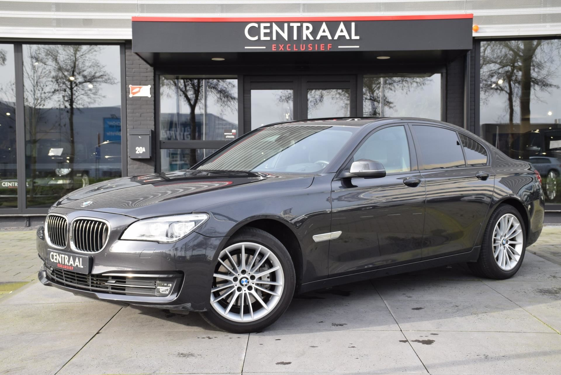 BMW 7-serie occasion - Centraal Exclusief B.V.