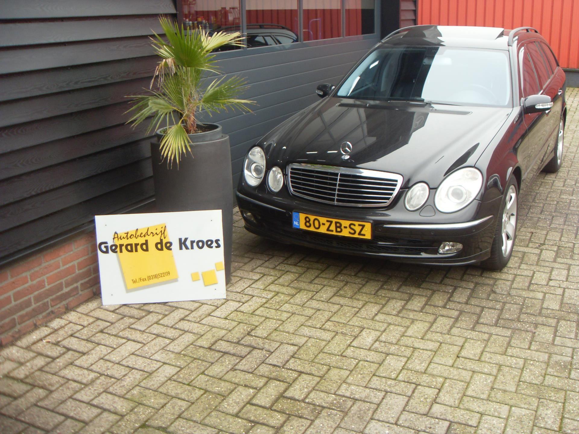 Mercedes-Benz E-klasse Combi occasion - Autobedrijf Gerard de Kroes