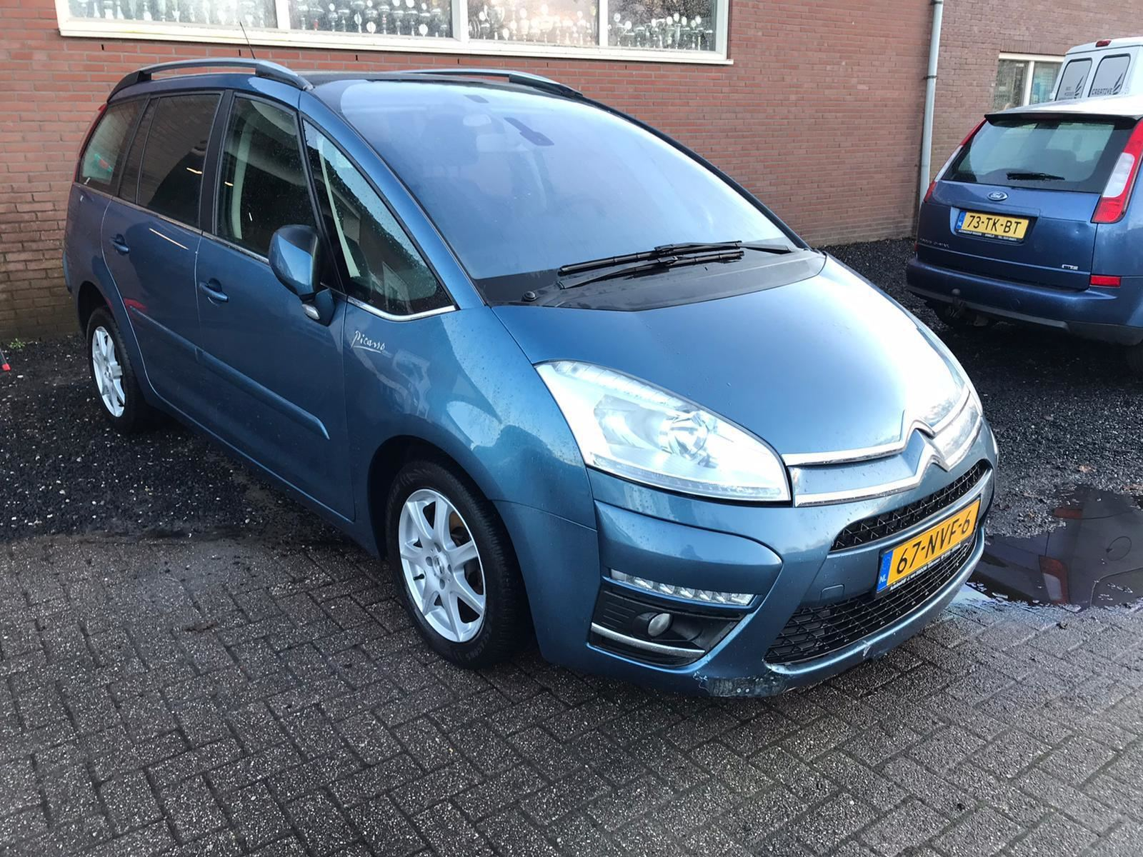 Citroen Grand C4 Picasso occasion - DDM Export B.V.