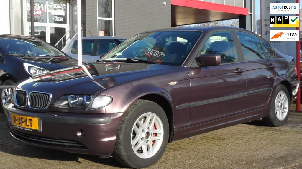 BMW 3-serie occasion - Gebo Auto's