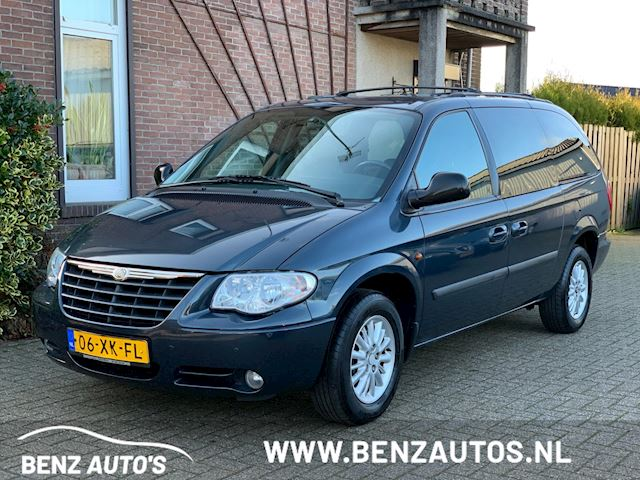 Chrysler Grand Voyager occasion - BENZ Auto's