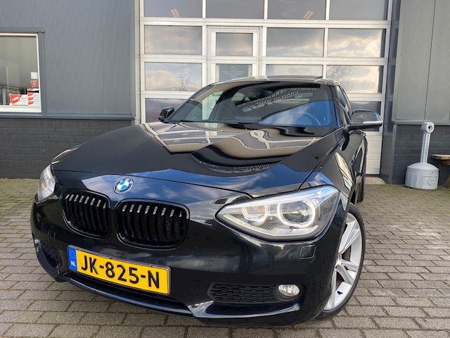 BMW 1-serie 120d Business+  SCHUIFDAK LEER AUT XENON F1 FLIP