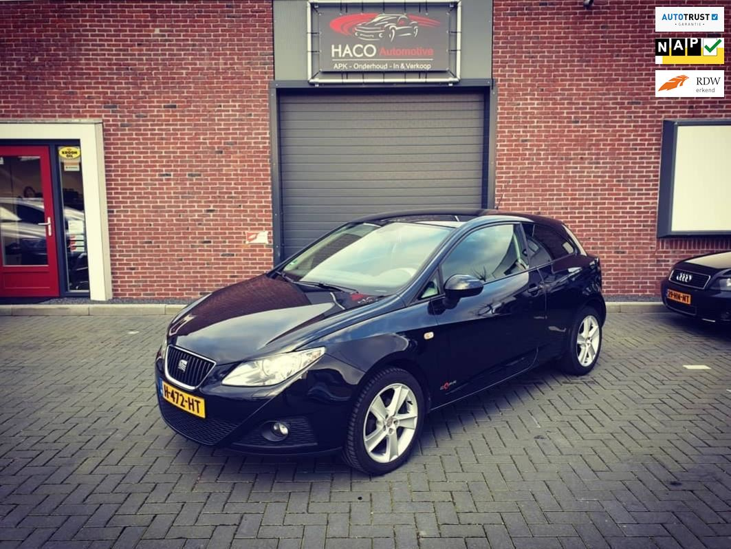 Seat Ibiza occasion - HACO Automotive