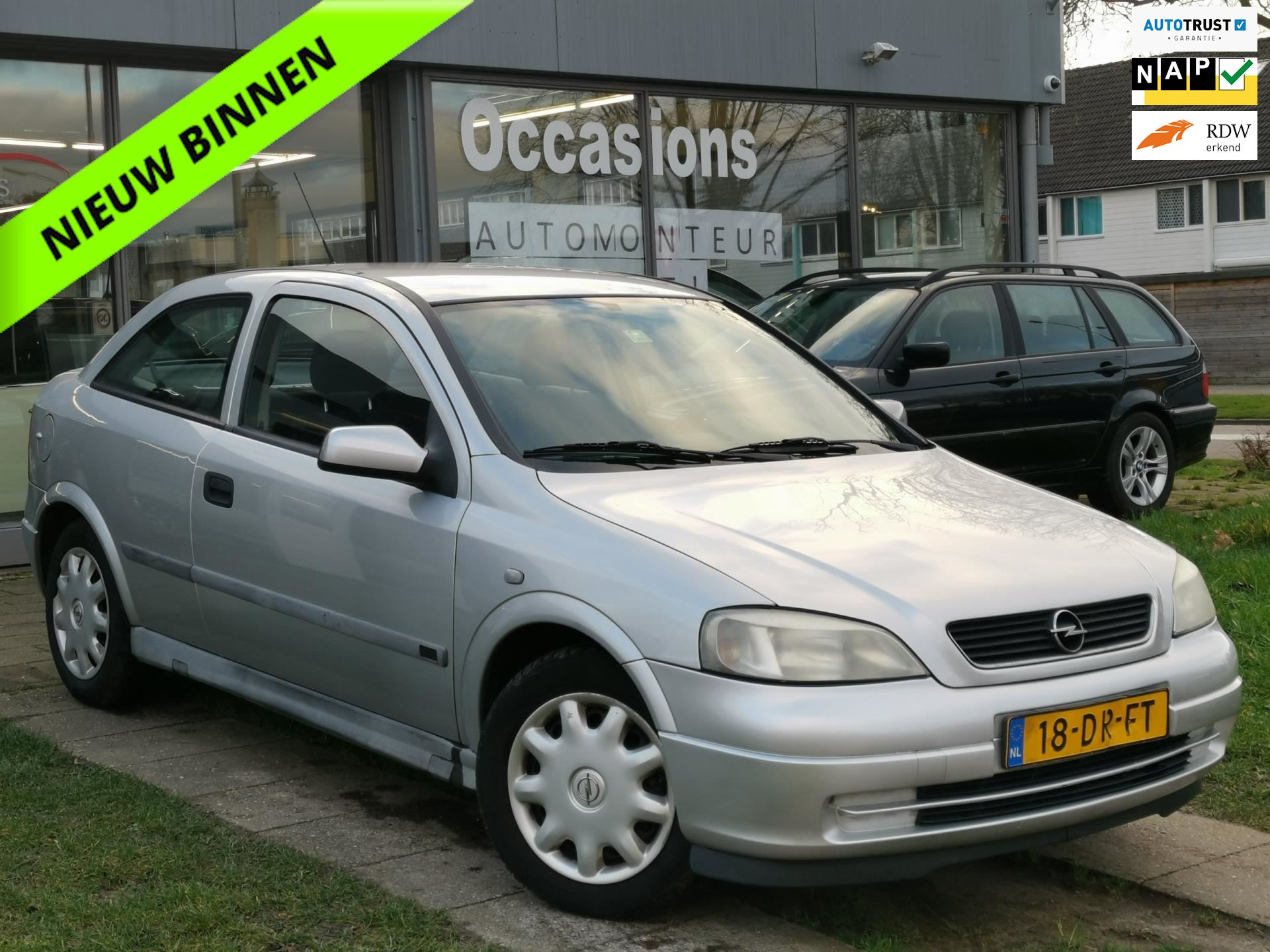 Opel Astra occasion - Loyaal Auto's