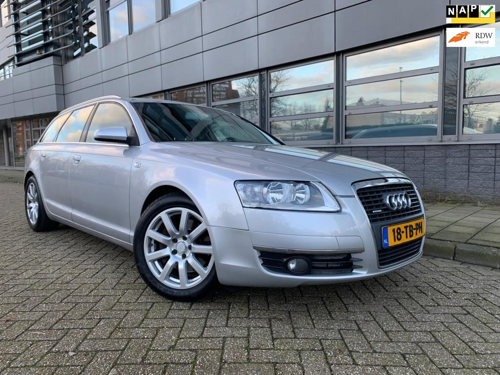 Audi A6 Avant occasion - M Occasions