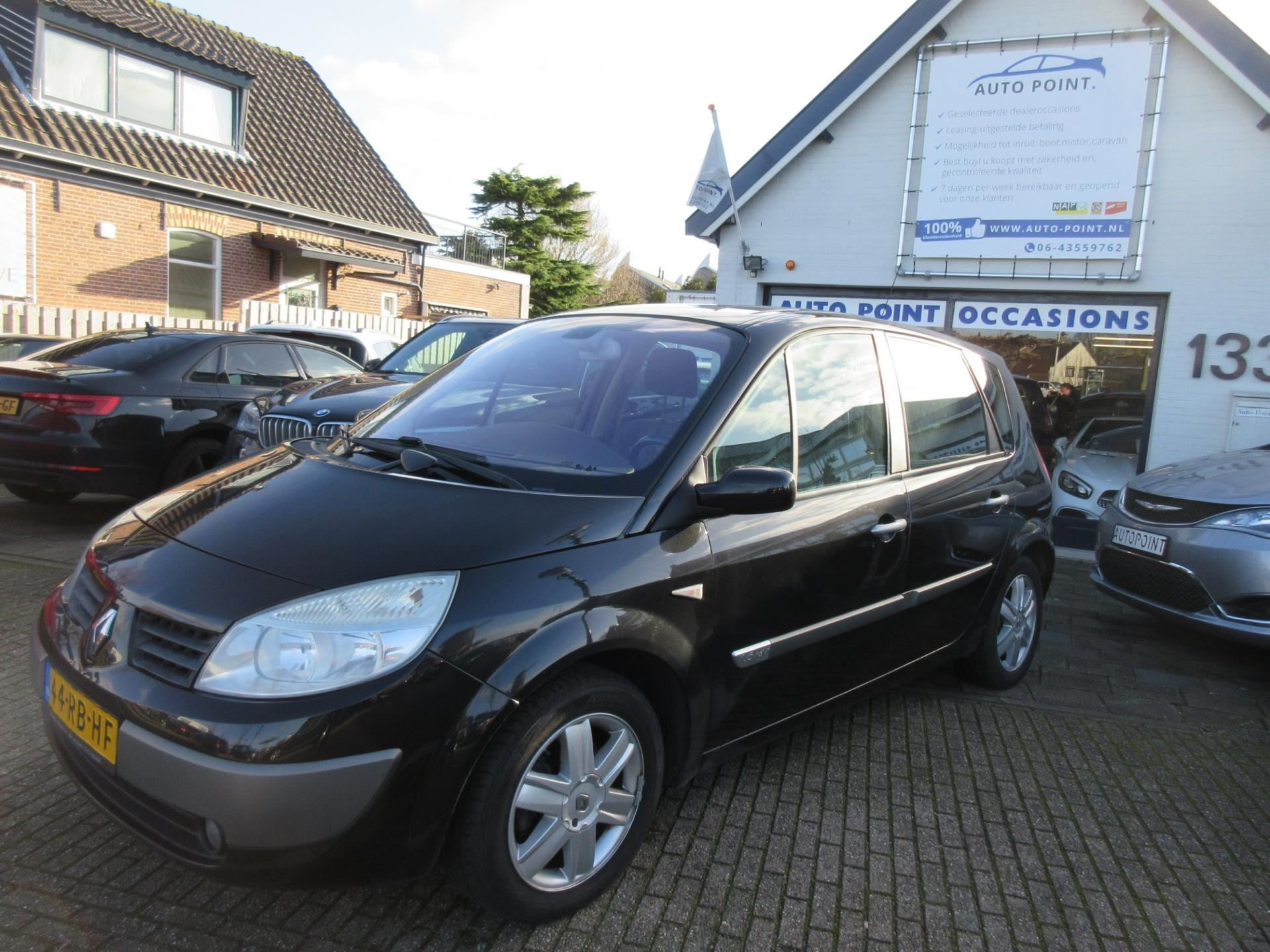 Renault Scénic occasion - Auto Point