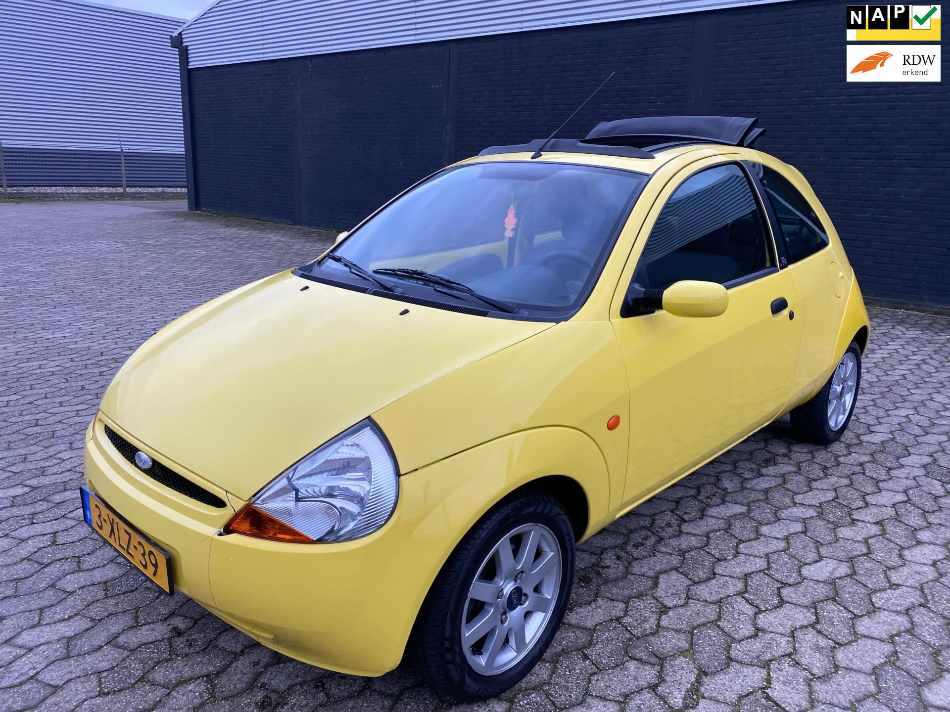 Ford Ka occasion - City Cars Breda
