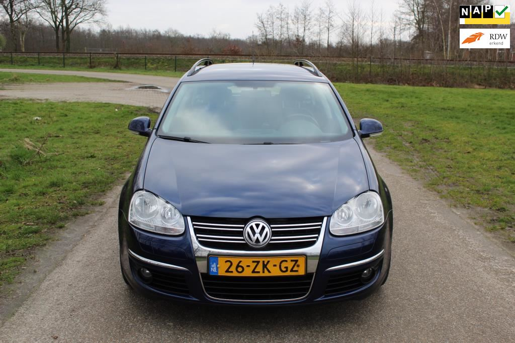 Volkswagen Golf Variant occasion - Veenstra Auto's