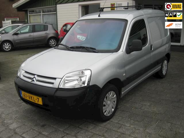 Citroen Berlingo 1.6 HDI 600 marge