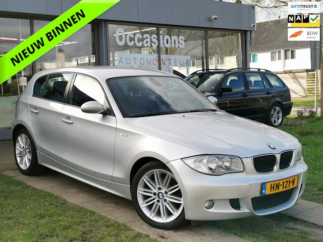 BMW 1-serie 120i High Executive Airco/Aut/PDC/Cruise/APK