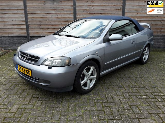 Opel Astra 1.8 16V FULL OPTION MET NIEUWE SOFTTOP