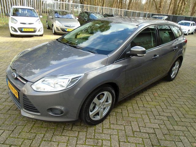 Ford Focus Wagon 1.6 TDCI ECOnetic Lease Trend
