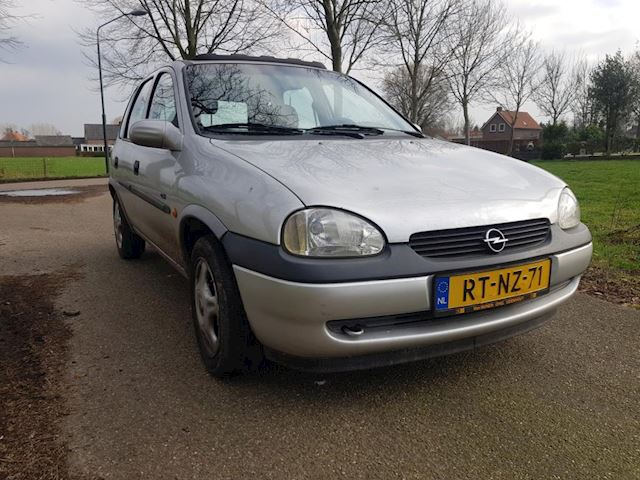 Opel Corsa occasion - Trendy Cars