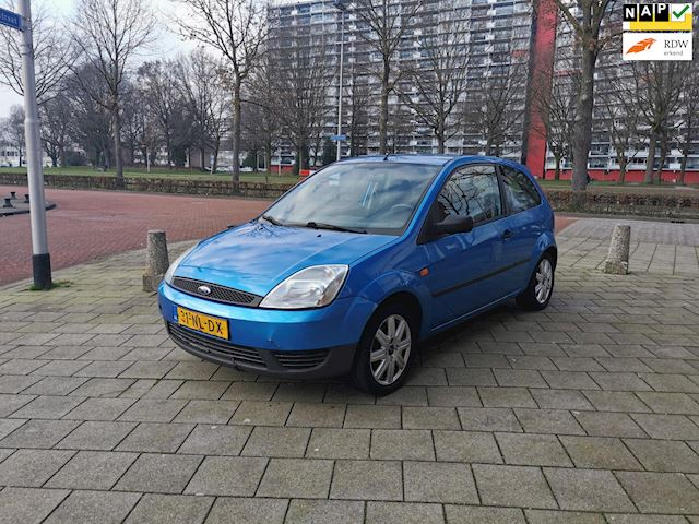 Ford Fiesta occasion - ENTER-CARS