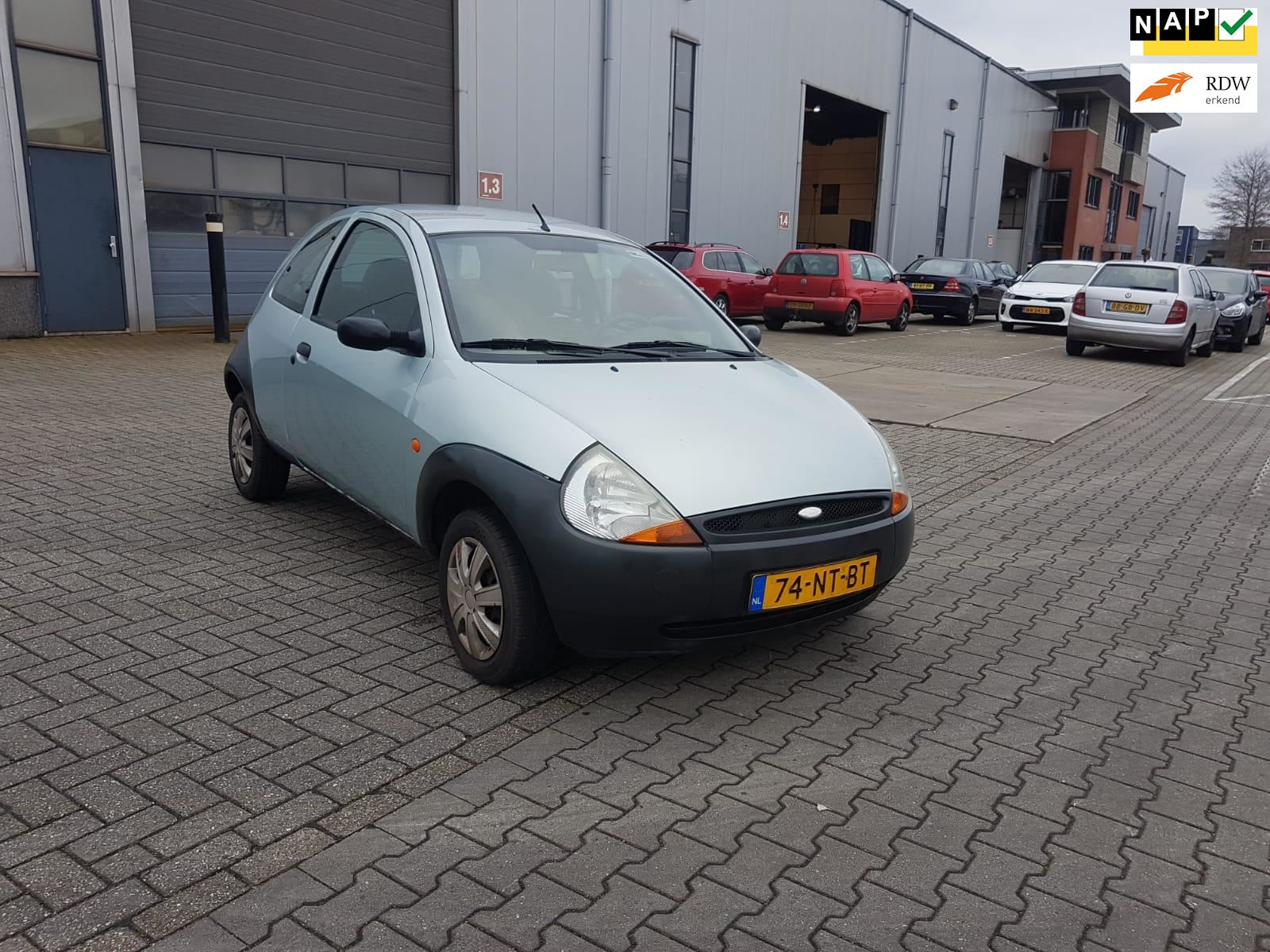 Ford Ka occasion - AutoPlein 50 C.V.