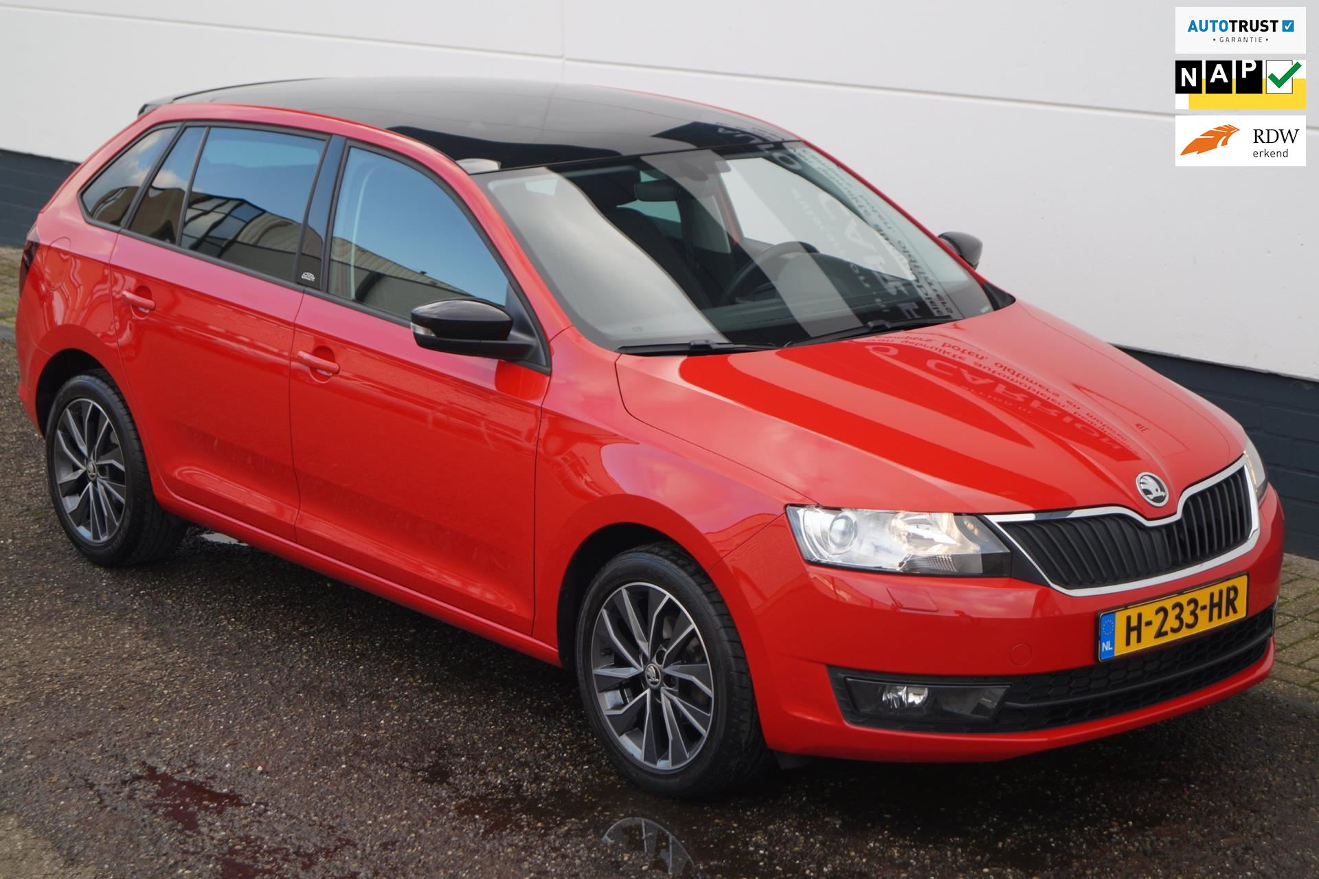 Skoda Rapid occasion - CARRION