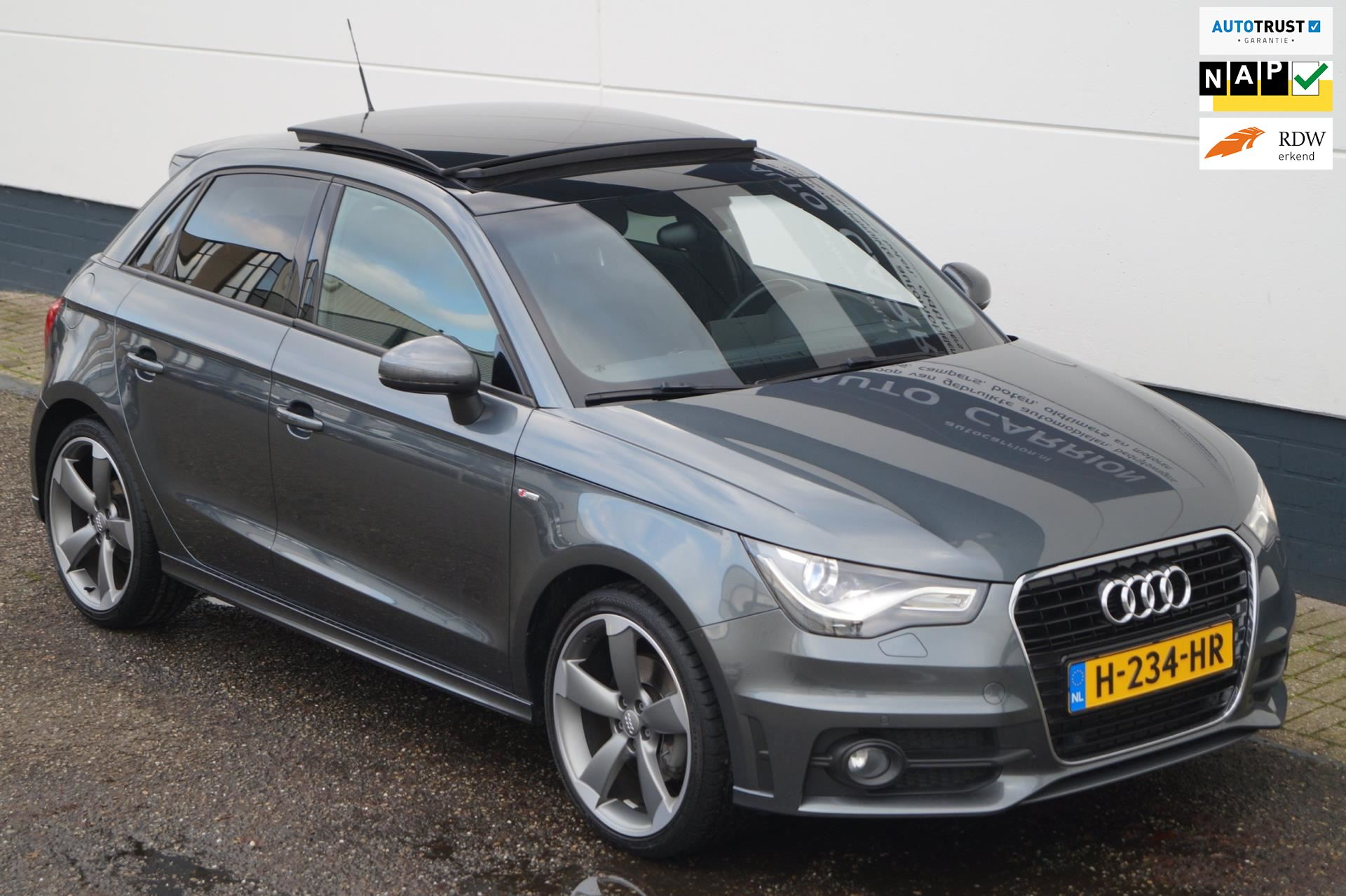Audi A1 Sportback occasion - CARRION