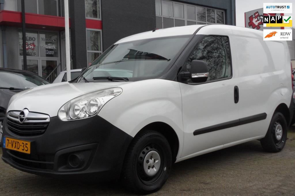 Opel Combo occasion - Gebo Auto's