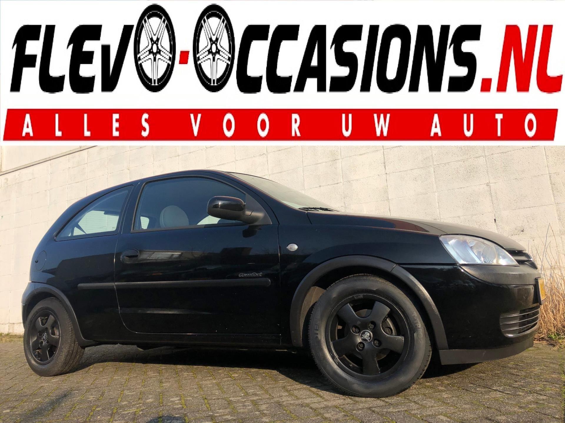 Opel Corsa occasion - Flevo Occasions