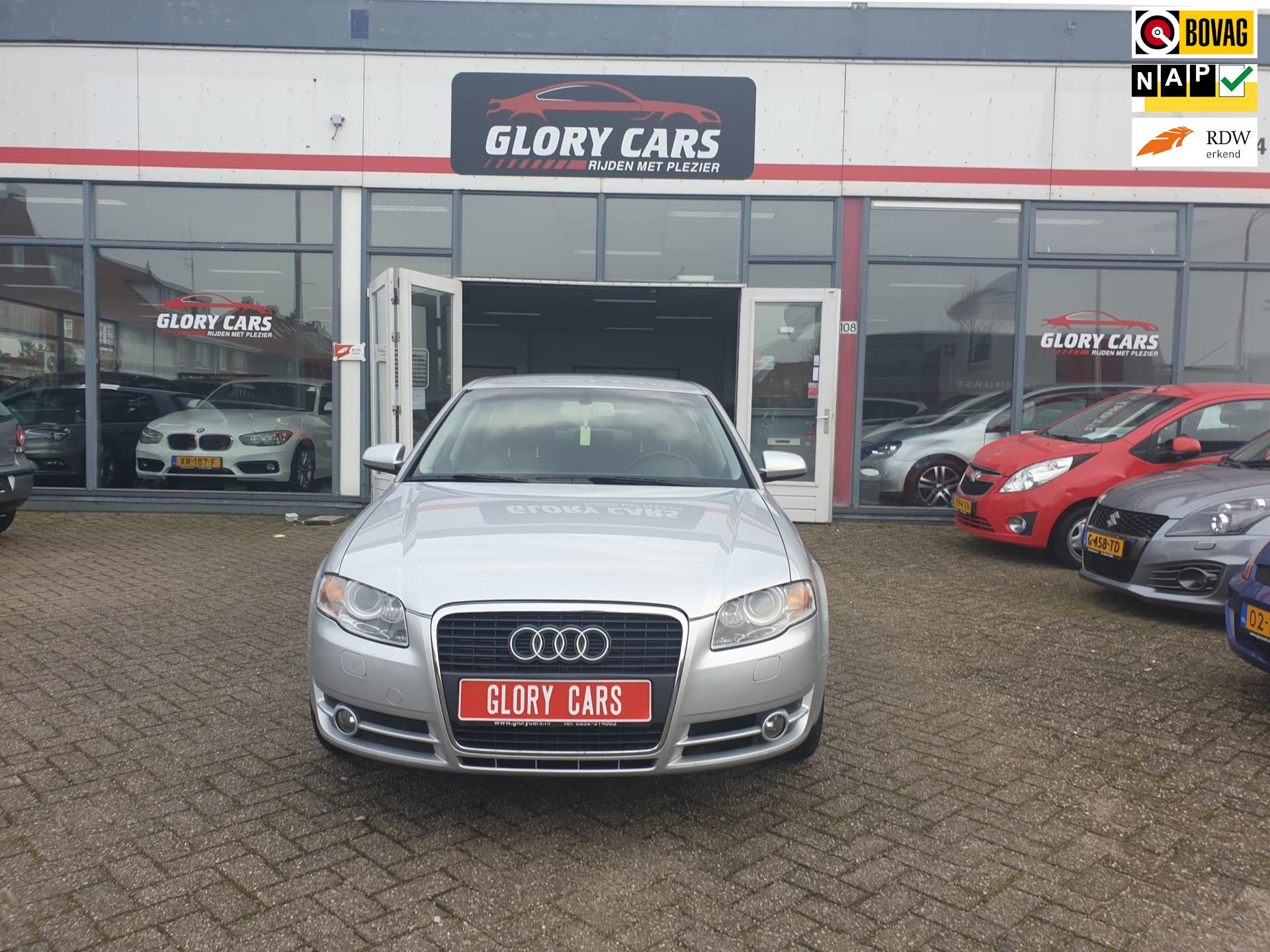 Audi A4 occasion - Glory Cars