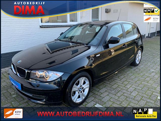 BMW 1-serie 116i EfficientDynamics Edition / ECC/ Xenon/ Stoelverwarming/ PDC/ Cruise Control