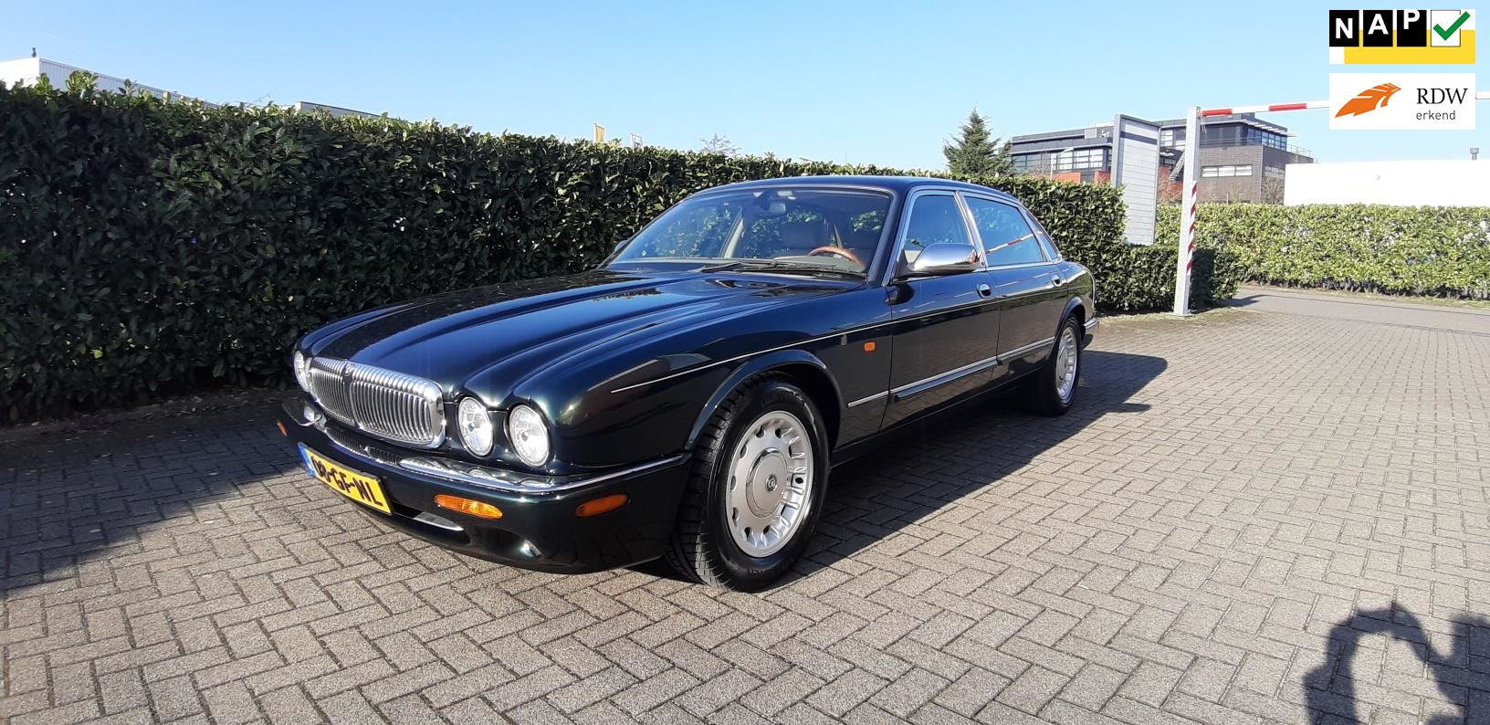 Jaguar XJ occasion - YoungTimersHolland