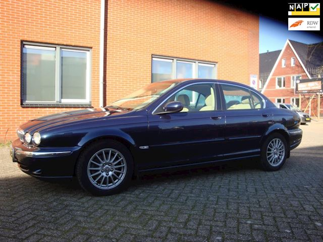 Jaguar X-type occasion - De Basis Auto