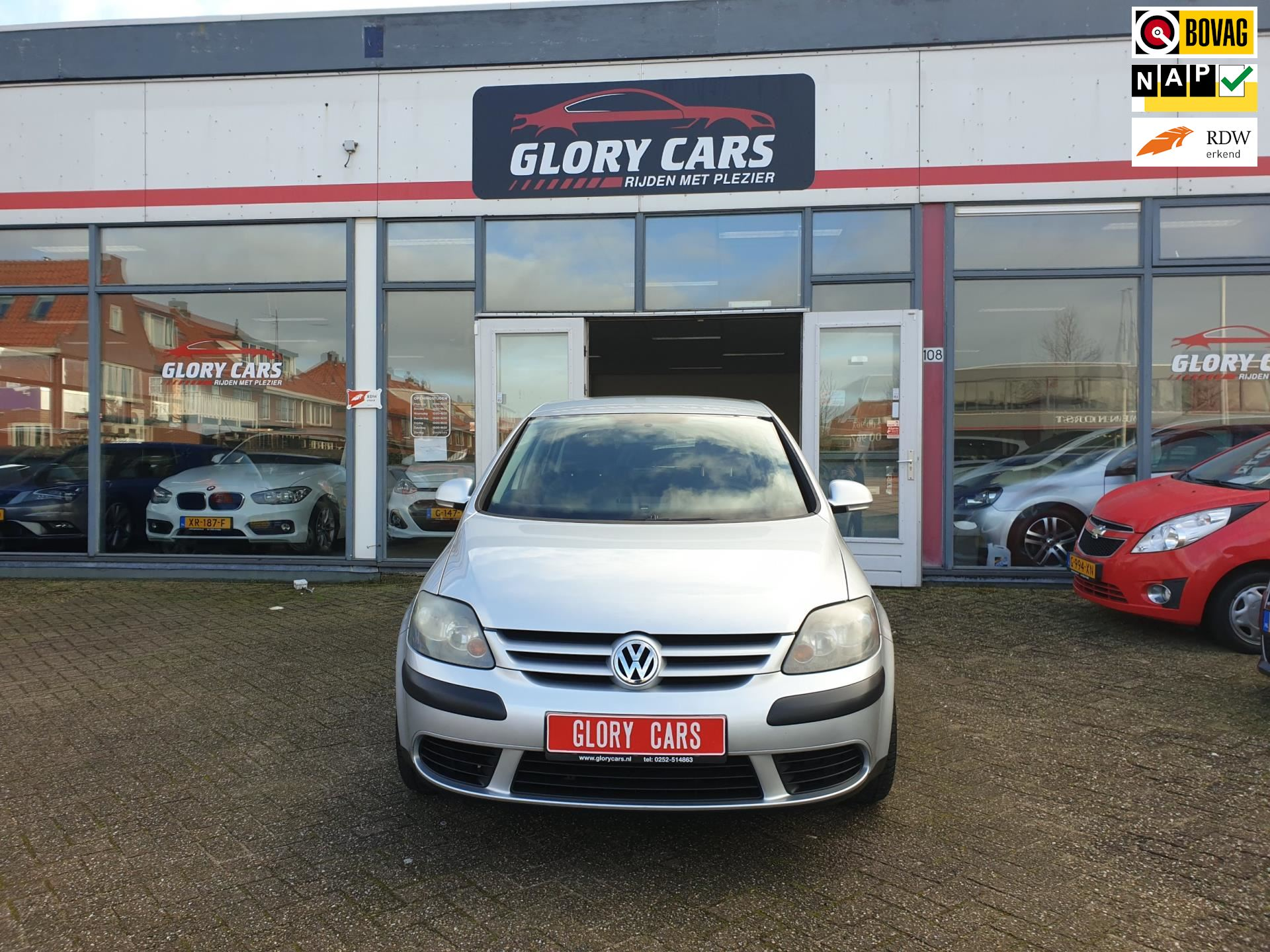 Volkswagen Golf Plus occasion - Glory Cars
