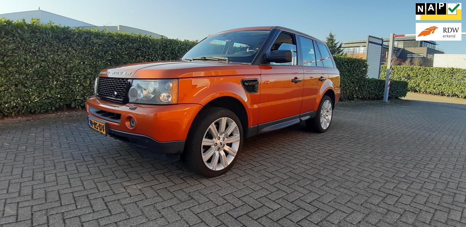 Land Rover Range Rover Sport occasion - YoungTimersHolland